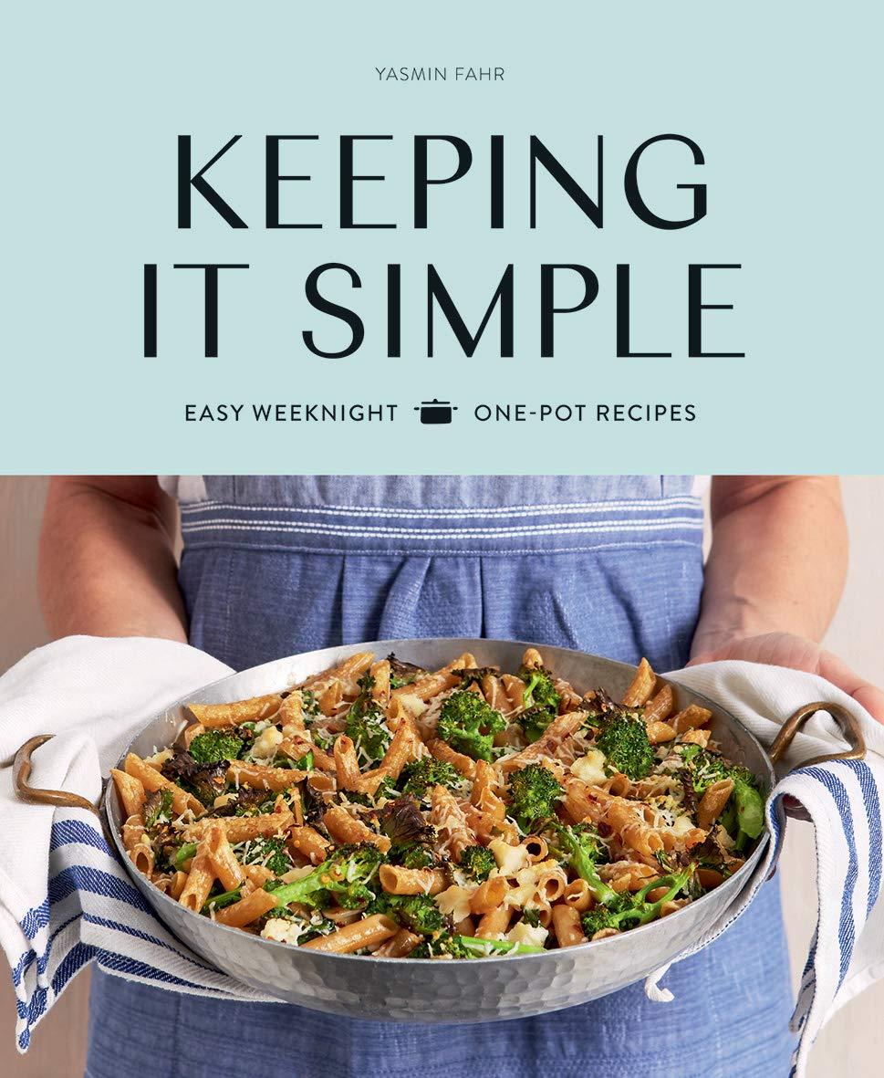 Keeping It Simple Easy Weeknight One Pot Recipes Fahr Yasmin