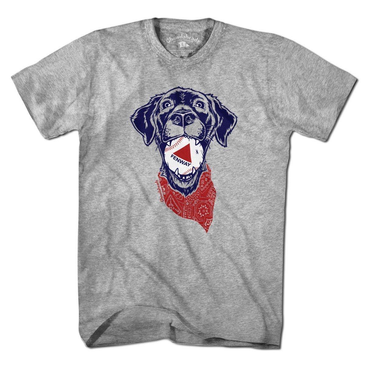 【当店一番人気】 Fenway犬Tシャツby Chowdaheadz Chowdaheadz M M B01N21URVT グレー B01N21URVT, 吉永町:7118f867 --- a0267596.xsph.ru