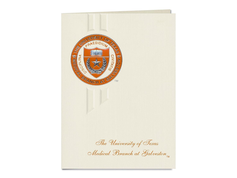 Signature Ankündigungen University of Texas Medical Ast Ankündigungen, eleganten Stil, Elite Pack 20 mit u. von Texas Medical Ast Dichtung Folie B0793JTY2N | Überlegene Qualität