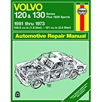 Volvo 120 and 130 Series and 1800 Sports, 1961-1973