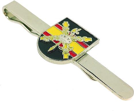 Pasador de Corbata Escudo de la Hermandad de la Legión: Amazon.es: Ropa y accesorios