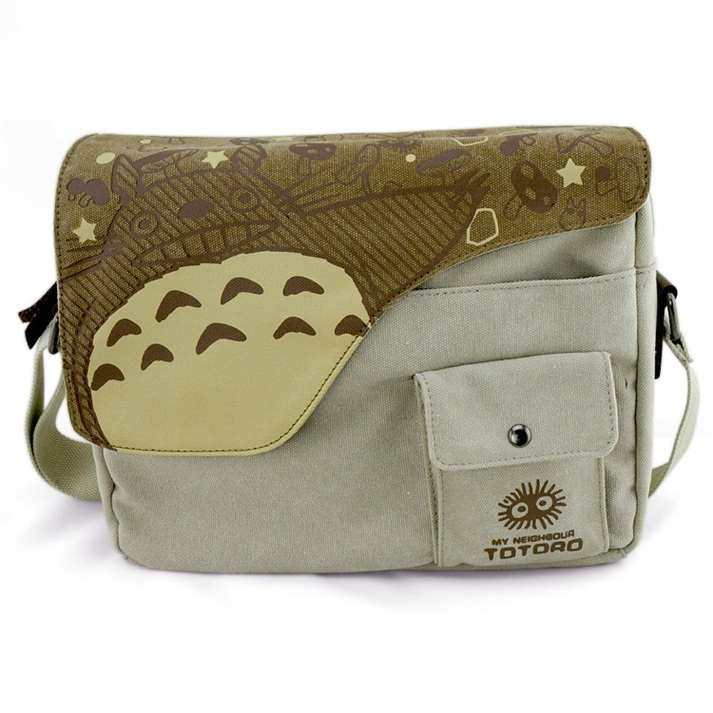 Anime My Neighbor Totoro Cartoon Cosplay Messenger Bag Shoulder Bag