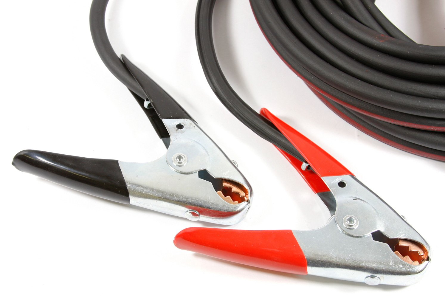 Heavy Duty Number 4 20-Feet Forney 52872 Twin Cable Battery Jumper Cables