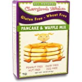 Cherrybrook Kitchen Gluten Free Pancake and Waffle Mix, 18 oz (Pack of 6)