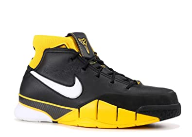 pretty nice cf25b 3bf45 Amazon.com   Nike Kobe 1 Protro Undefeated   Basketball