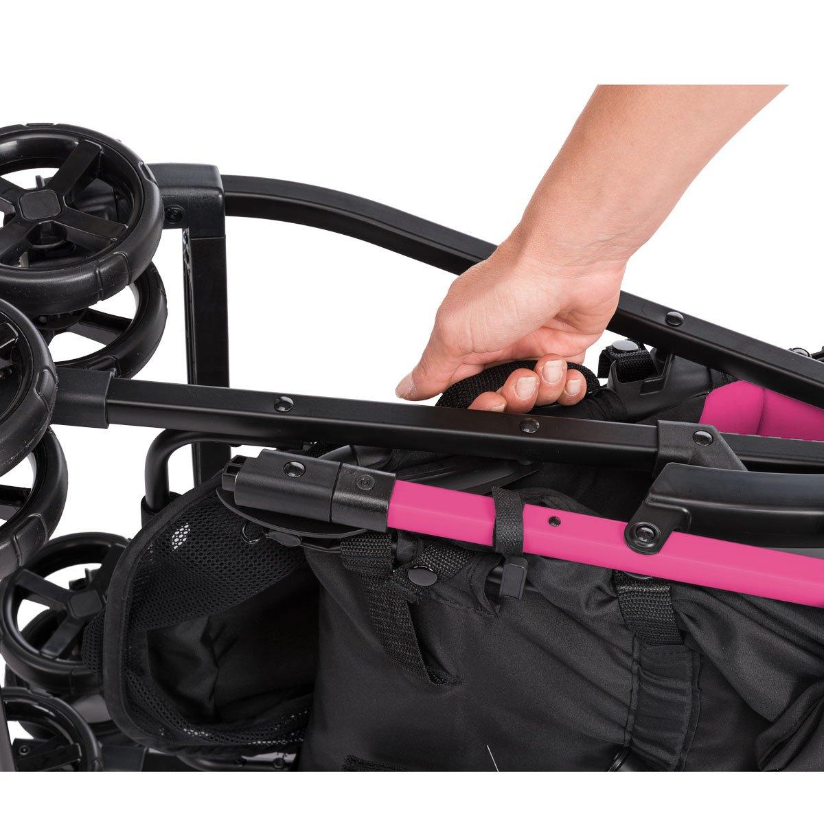 Chicco Ohlala2  Silla de paseo ultraligera y compacta color rosa estampado solo 3,8 kg