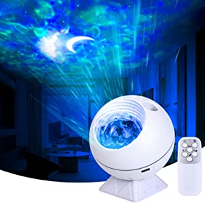 Night Light Projector for Kids , Star Night Light Projector , Galaxy Projector Star Light Projector for Bedroom , Adults Kids Gift