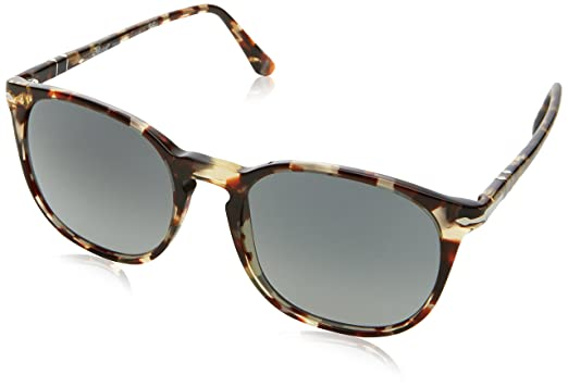 2bf3451701f Image Unavailable. Image not available for. Color  Persol 0PO3007S-105771  HAVANA GREY BROWN ...