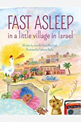 Fast Asleep in a Little Village in Israel Hardcover