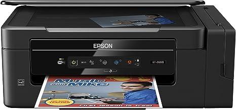 Amazon.com: Epson Expression, ET-2600, impresora todo en uno ...