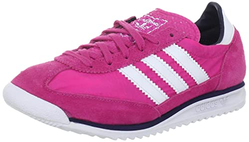 adidas Originals SL 72 W V25022 Trainers Pink Size: 8 UK