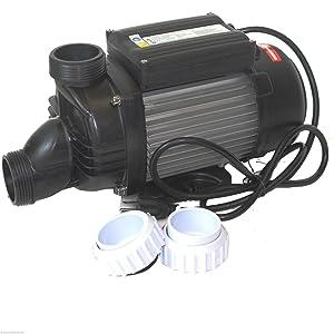 Whirlpool Bath Tub Spa Pump 2hp 1500w 110v Bathtub 7020gph Water Pump
