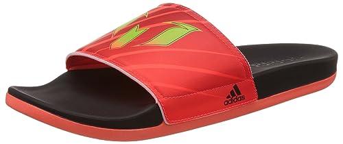 Buy Adidas Men's Adilette Messi M Black