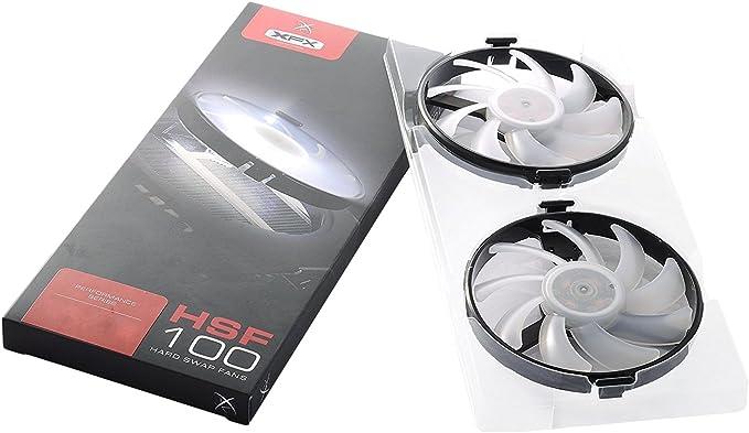 XFX MA-AP01-BLED - Ventilador de PC (Graphics Card, Ventilador, 9 ...