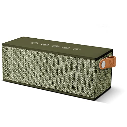 Fresh n Rebel ROCKBOX BRICK Fabriq Edition Army Enceinte Bluetooth sans Fil Portable