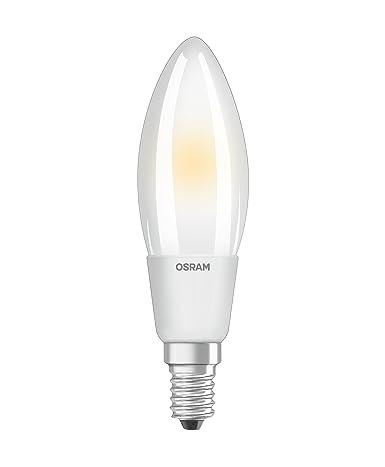Osram 811393 Bombilla LED E14, 5 W, Blanco