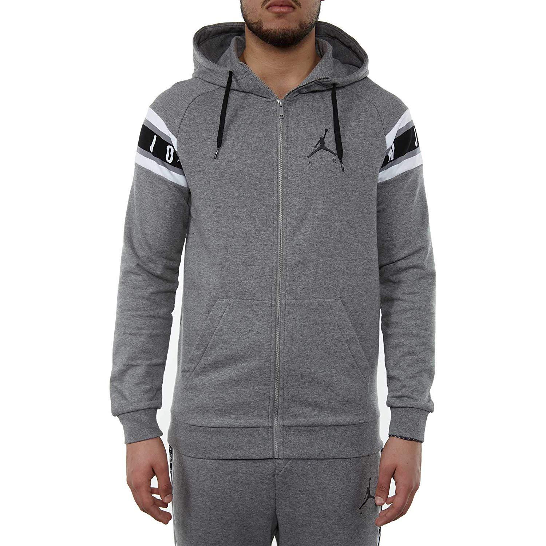Jordan Jumpman Full Zip Hoodie Mens at Amazon Men s Clothing store  4b467964c268
