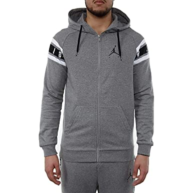 66a32311951 Jordan Jumpman Full Zip Hoodie Mens at Amazon Men's Clothing store: