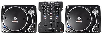 Amazon.com: 2) Audio Technica AT-LP1240-USBXP Direct-Drive ...