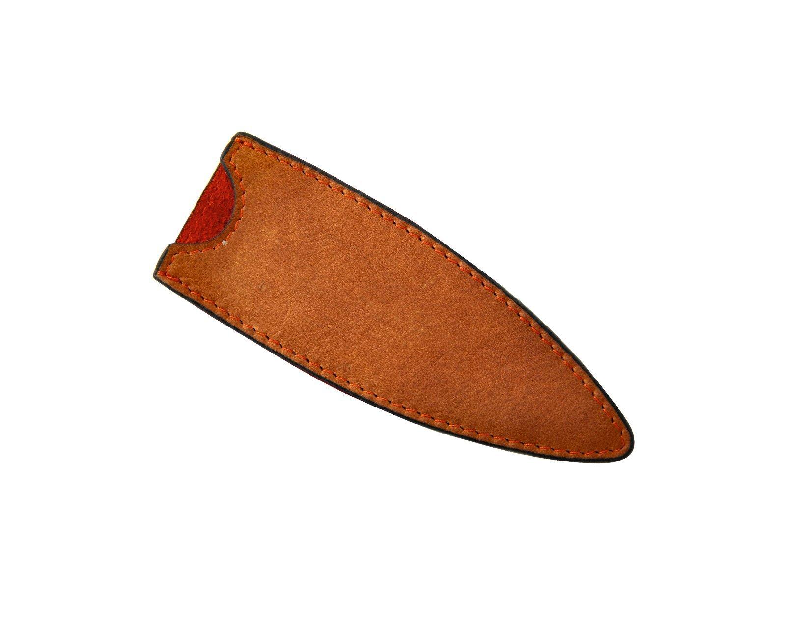 Deejo Knives 500 Leather Sheath 37g Leather Sheath 37g