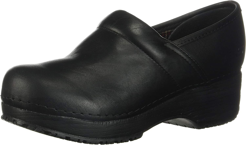 Work Women's Slip Resistant Clog