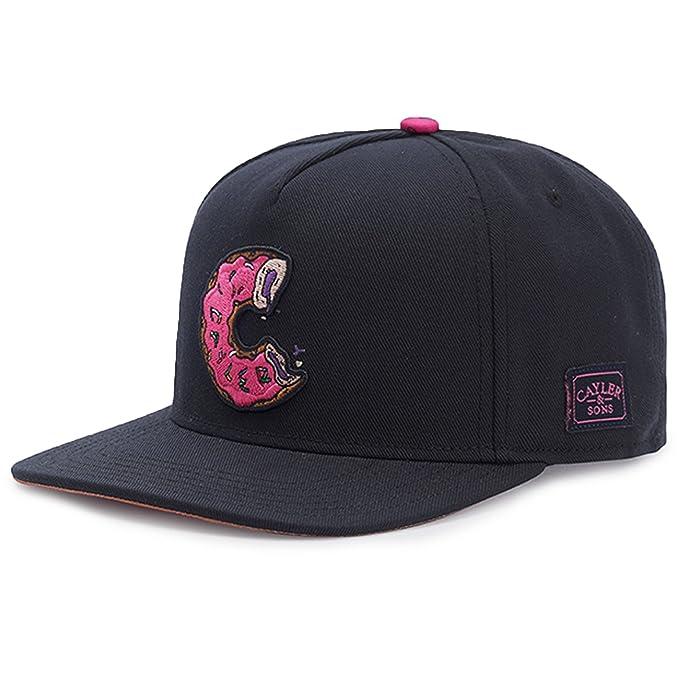 Gorra Cayler & Sons - C&S Wl Los Munchos negro/rosa talla: OSFA ...