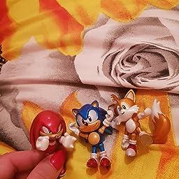 4 in - Wave 2 Figurine-Sonic the Hedgehog-Dr Eggman environ 10.16 cm