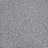 GLITTER - GLASSAND 0,1 - 1 mm. 1 kg. Glittersand, Streudeko. 1000 g in SILBER -92