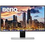 """BenQ EW2770QZ Monitor per Intrattenimento Video da 27"""", QHD 2560 x 1440, IPS, Altoparlanti Integrati, Nero/Argento"""