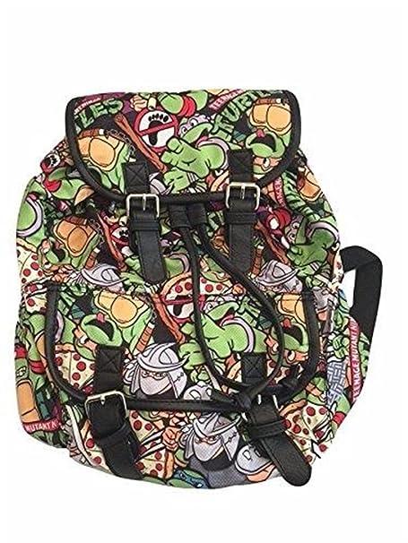 Amazon.com | Teenage Mutant Ninja Turtles Characters Print ...