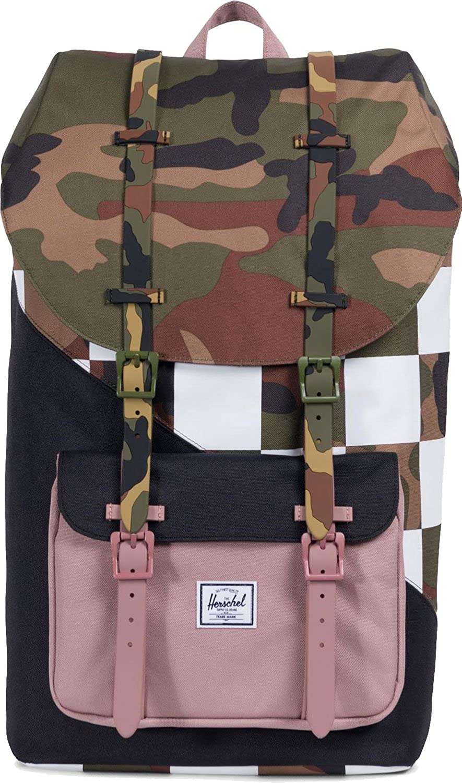 Herschel Little America Backpack with laptop sleeve