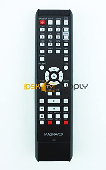 NEW Original Magnavox NB884 DVD/ VCR Combo Remote Control for ZV457MG9A,