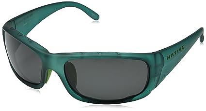 fe2ba17a182 Amazon.com   Native Eyewear Bomber Polarized Sunglasses