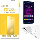 Johra 2.5D 9H HD+ Premium Tempered Glass For Honor 8 Pro - Honor 8 Pro Tempered Glass