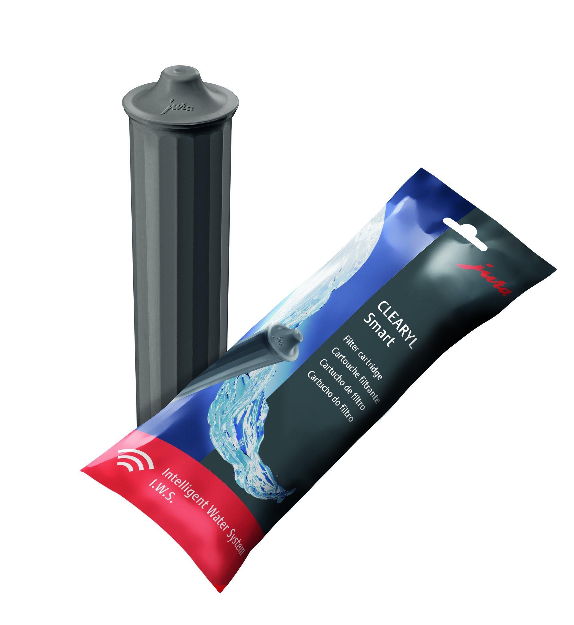 Jura 72629 Clearyl Smart Water Filter Cartridge (4 Filters)