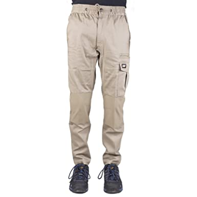 b6a45bb2f1 Caterpillar CAT Workwear Mens Dynamic Lightweight Industrial Work Pants  Trousers: Amazon.co.uk: Clothing