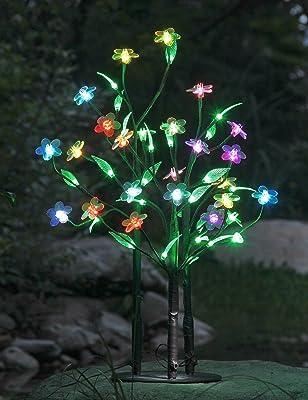 LightshareTM NEW 3Ft 48LED Color Changing Flower Tree Light