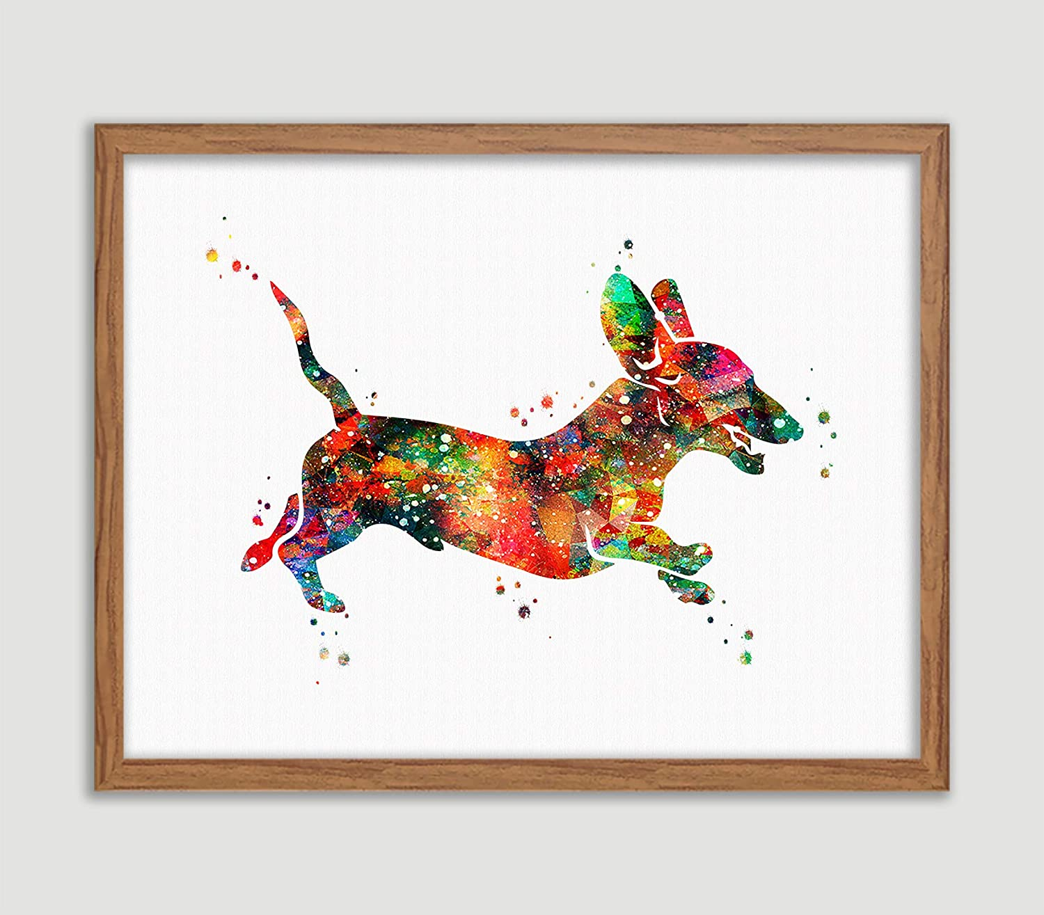Sausage Dog Wall Art