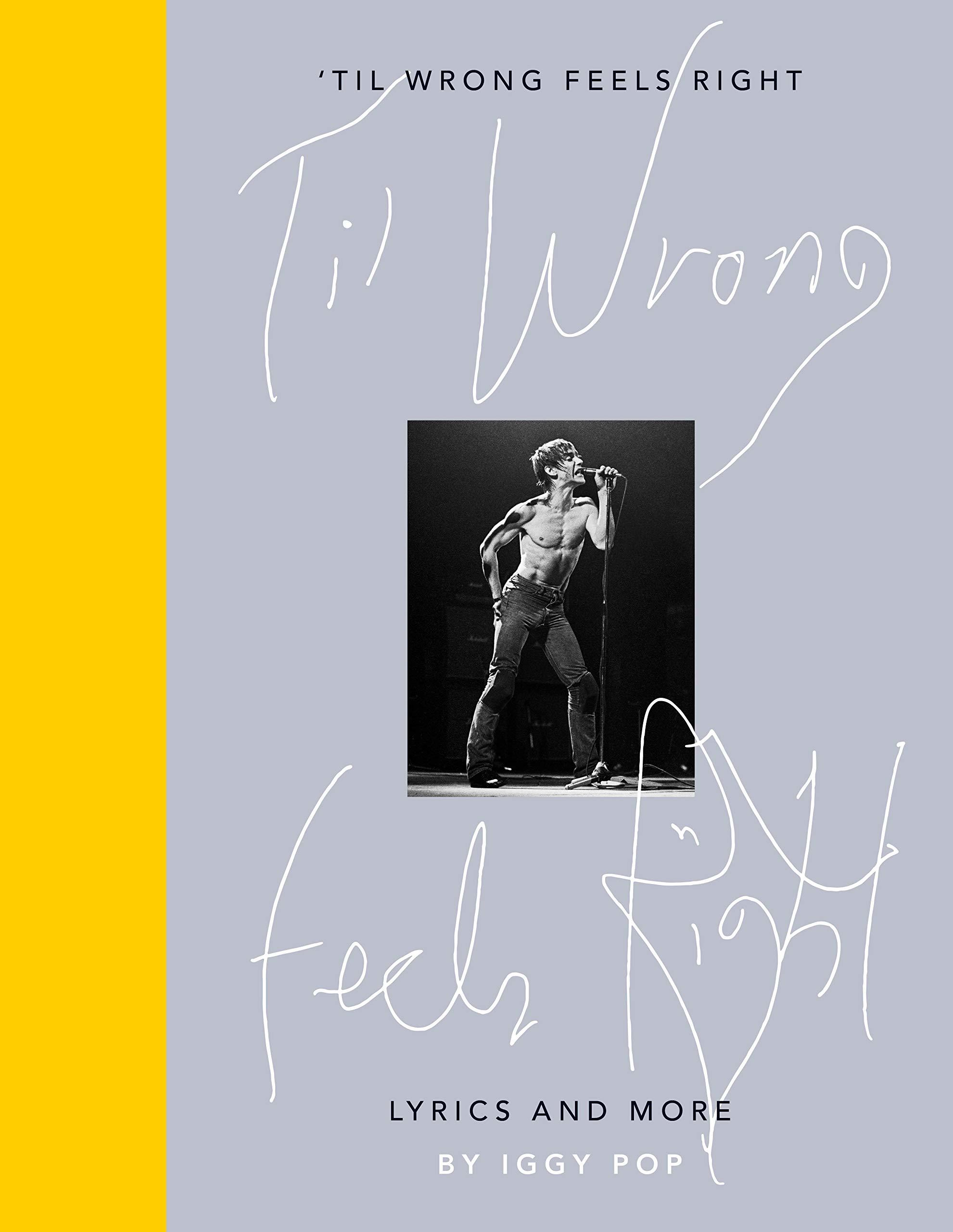 Iggy Pop. Lyrics: Lyrics and Pictures of Iggy Pop