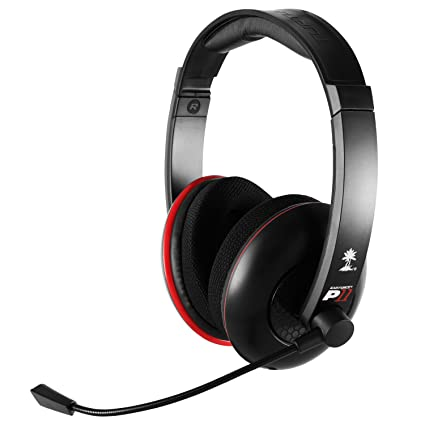 a3373b4ea4f Turtle Beach Ear Force P11 Amplified Stereo Gaming Headset (PS3 ...