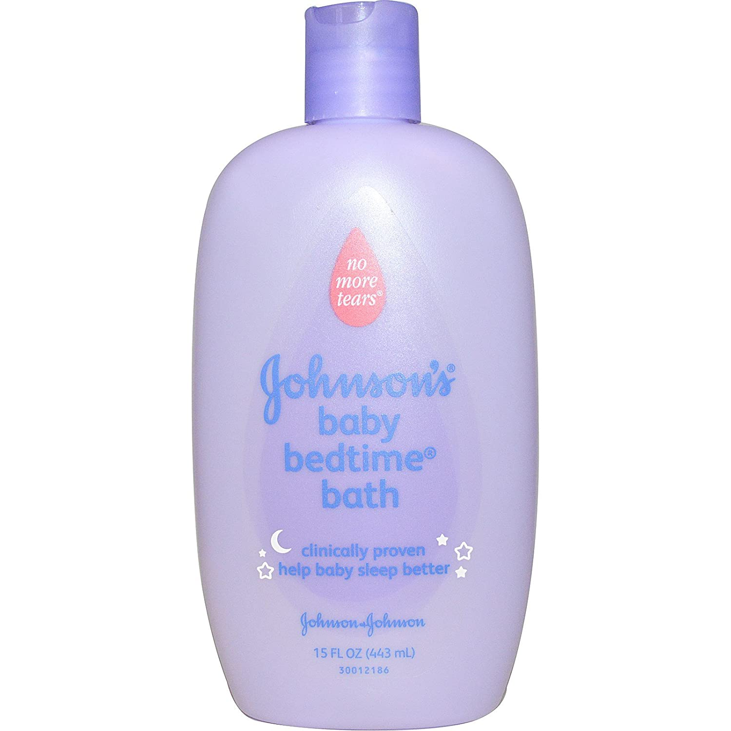 Johnson & Johnson, Baby Bedtime Bath, 15 fl oz (443 ml) - 3PC Johnson's Baby