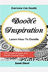 Doodle Inspiration: Learn How To Doodle Paperback