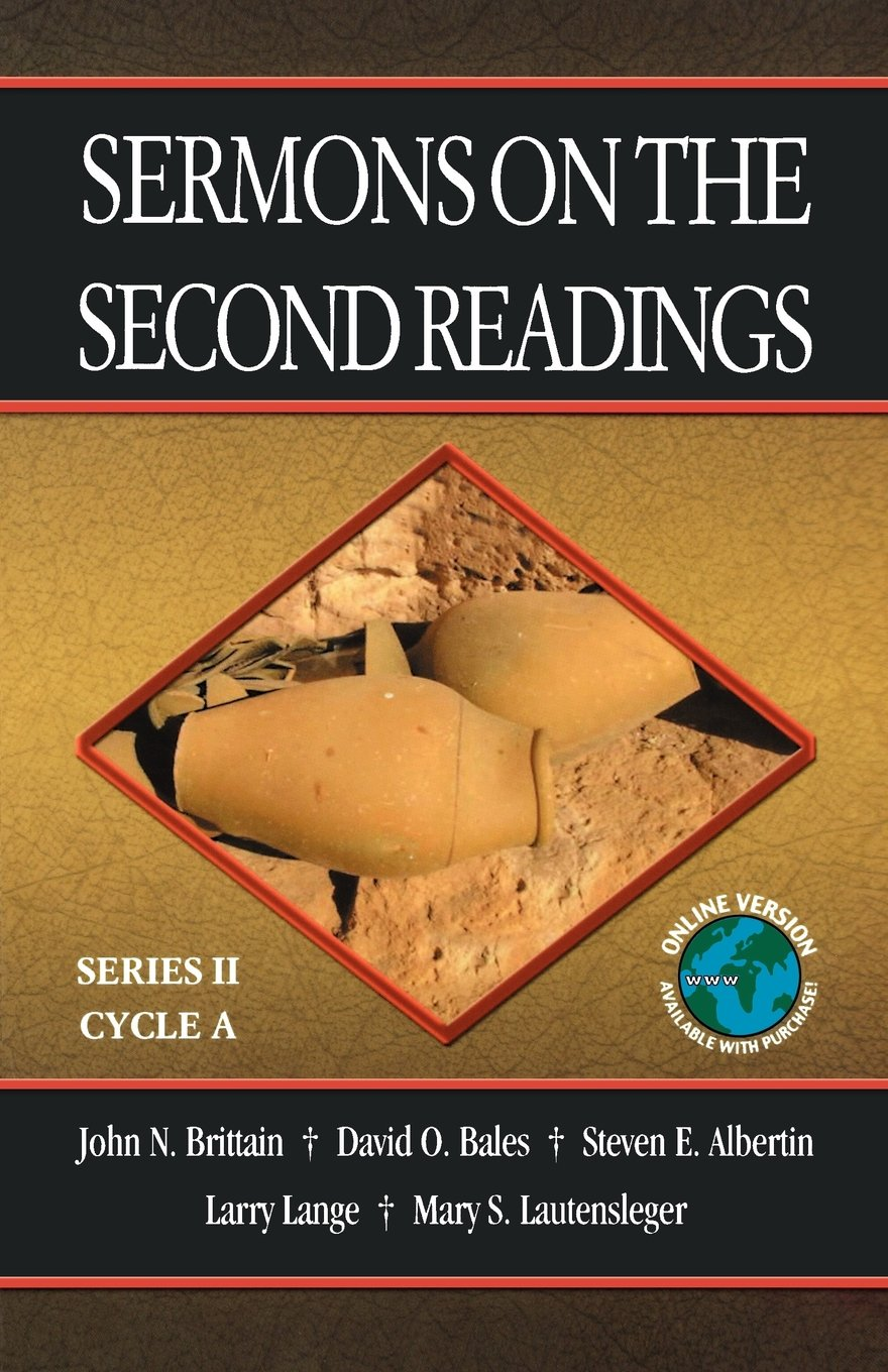 Download Sermons on the Second Readings: Series II, Cycle A pdf epub