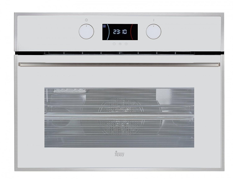 Teka HLC 840 Horno Compacto con Sistema de Limpieza, 3015 W, 44 ...