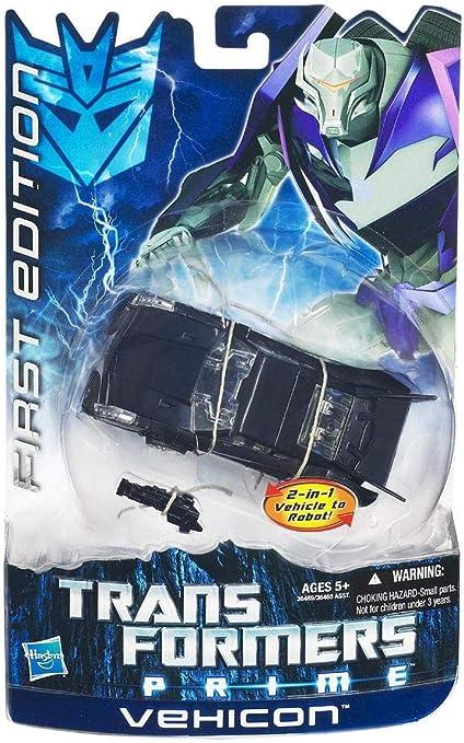 Transformers Prime Hasbro First Edition Vehicon 006 Figure