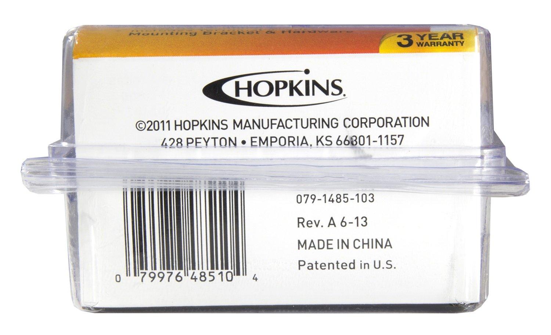 Amazon.com: Hopkins 48510 Endurance Die-Cast 7 RV Blade Trailer End Plug:  Automotive