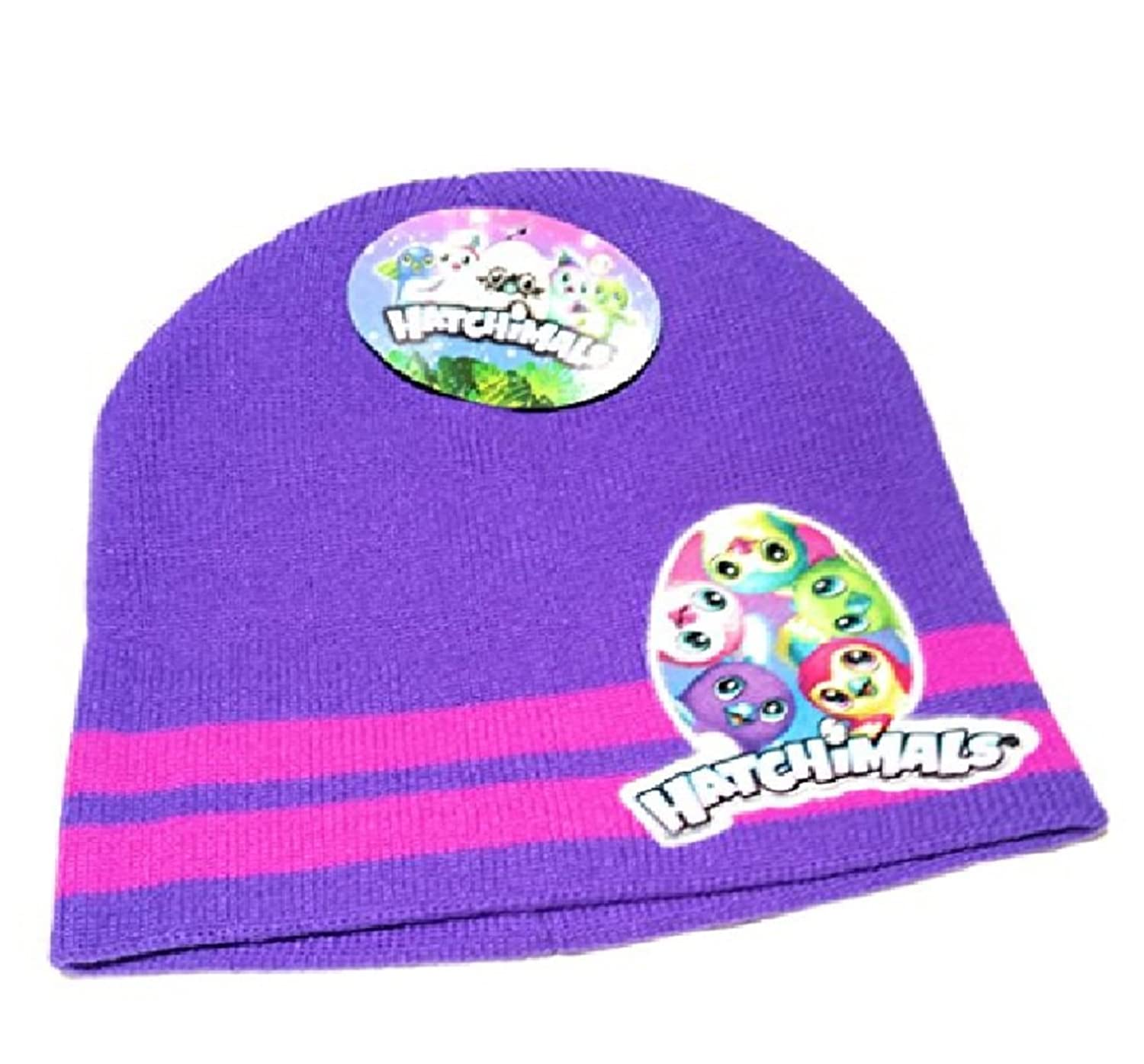 ABG Accessories Hatchimals Girls Beanie Hat Cap
