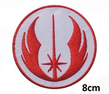 1d8d7a086e374 Aufnäher mit Symbol der Rebellen-Allianz (Star Wars), zum Aufbügeln ...