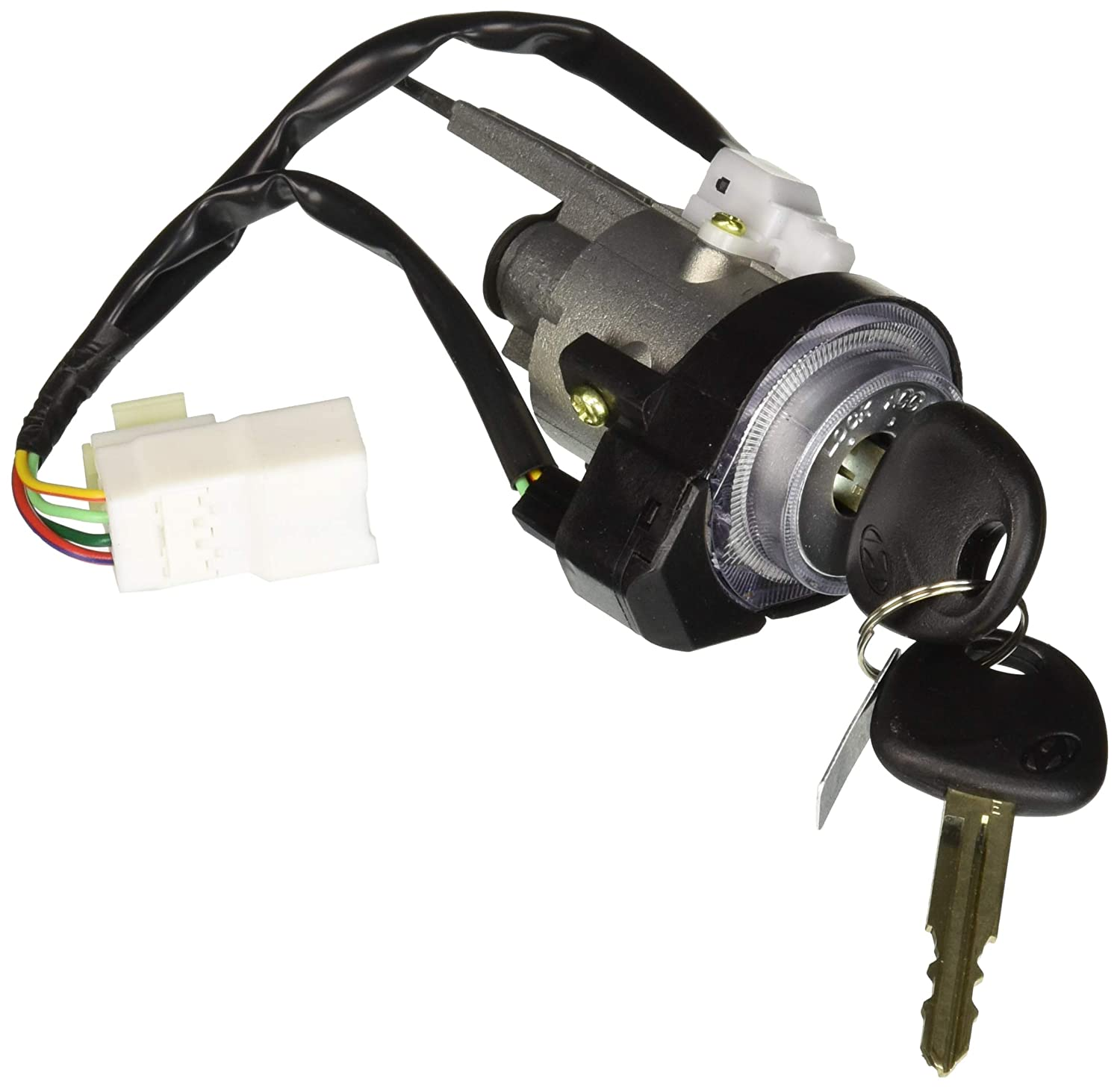 Genuine Hyundai 81920-26A50 Steering and Ignition Lock Cylinder Assembly