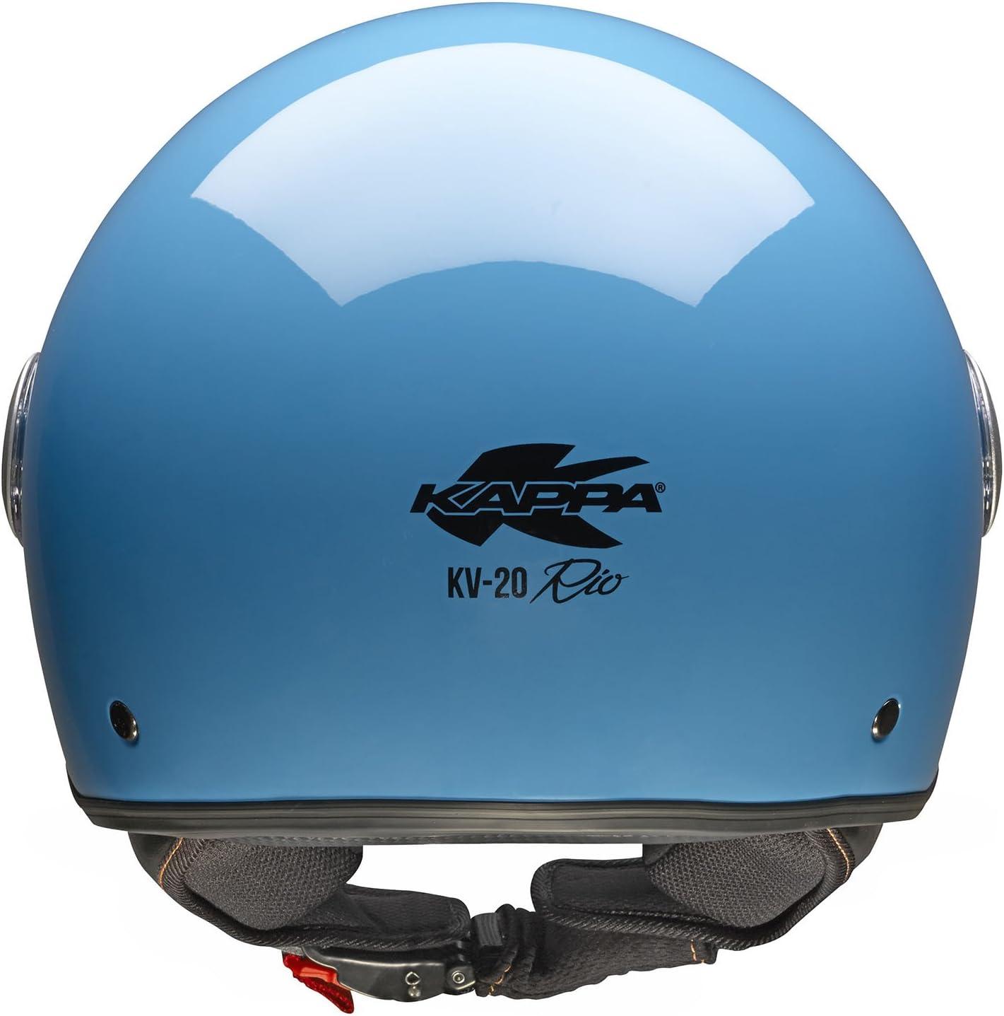 Taille S Givi Casque KV20 Rio Bleu Laqu/é